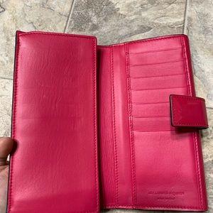 Alexander McQueen Bags - Alexander McQueen Leather Wallet.